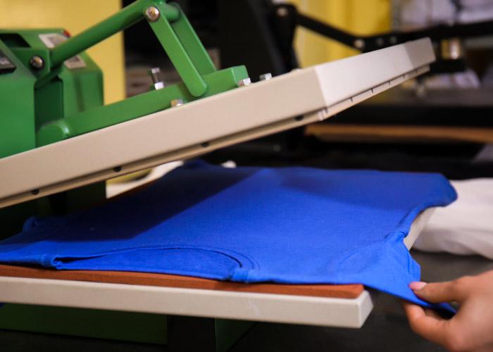 Entreprise spécialisée dans l'impression de textile à Belfort